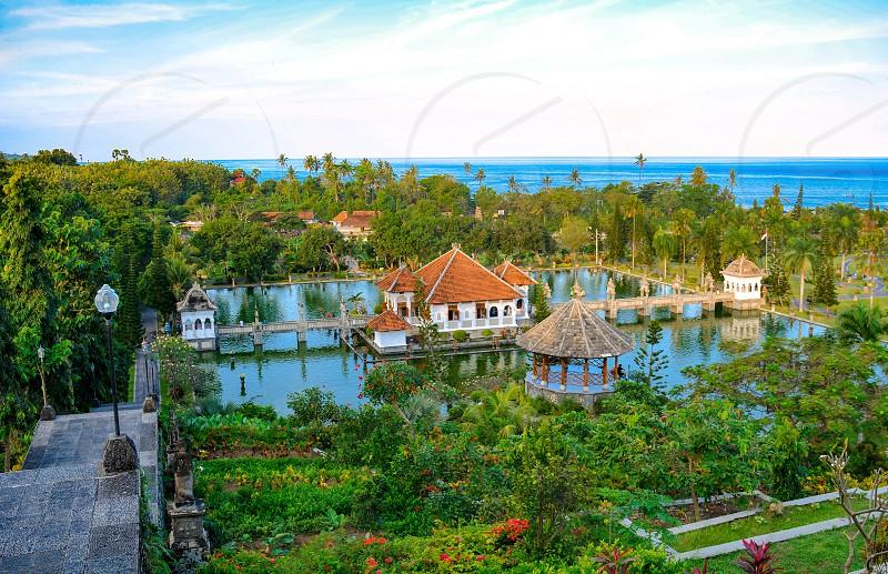 Ujung Water Palace #Bali photo