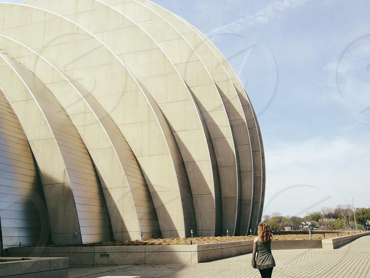Kauffman Performing Arts Center Kansas City Missouri  photo