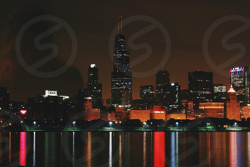 Chicago IL.  photo