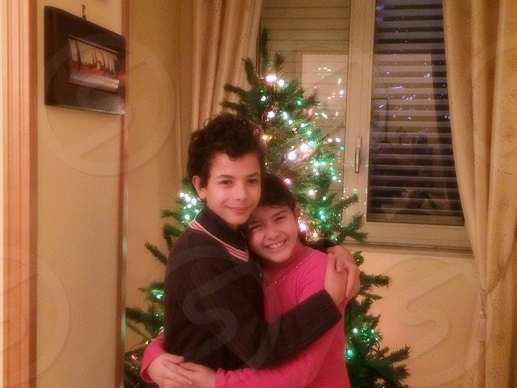 Sibling love photo