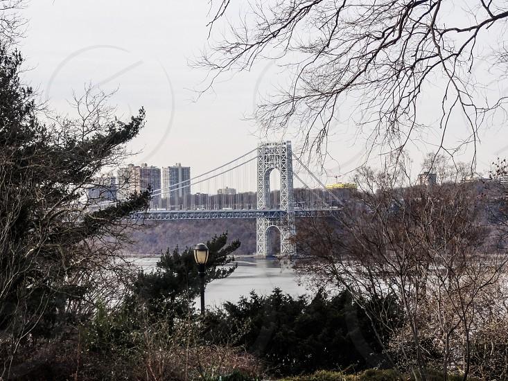 Fort Tryon Park - New York City NY USA photo