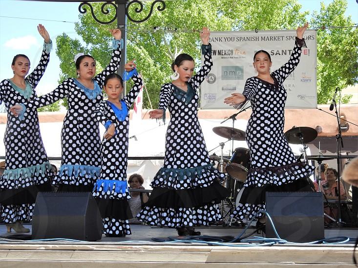 Mariachi Dancers           photo