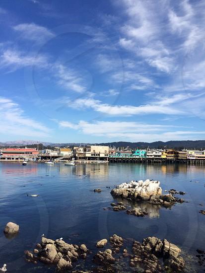 Monterey Bay. CA. photo