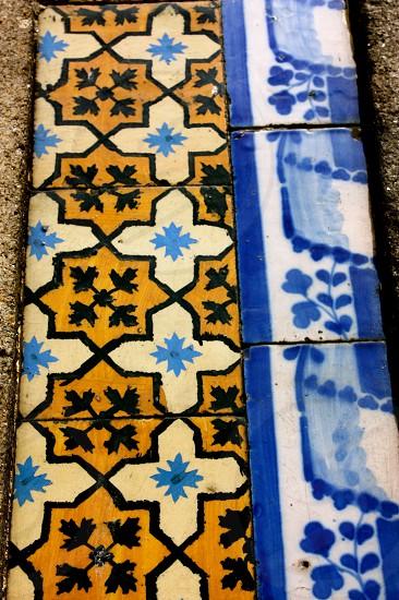 Tiles in Porto photo