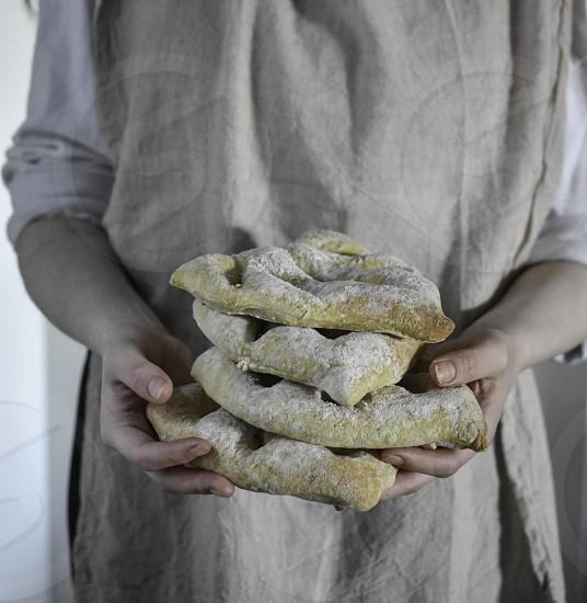Bread baking day photo