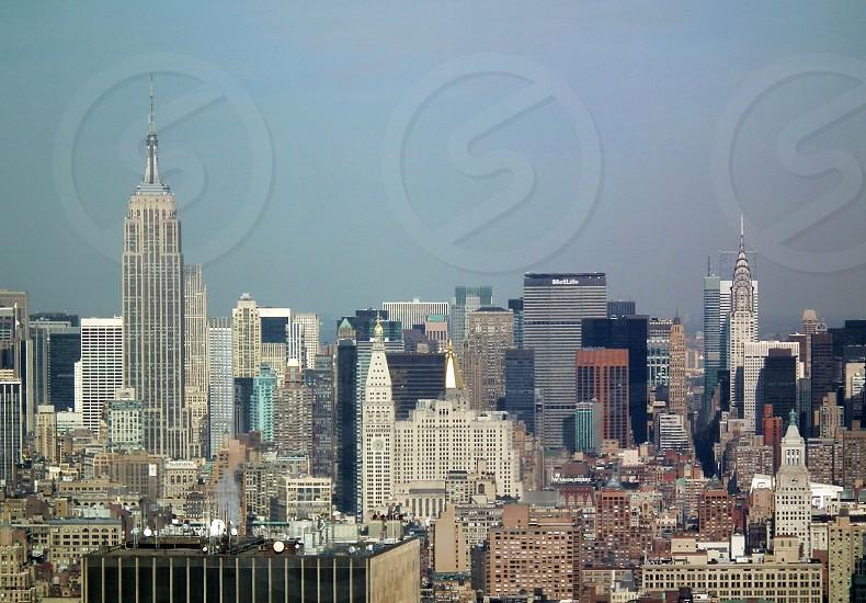 chicago cityscape photo