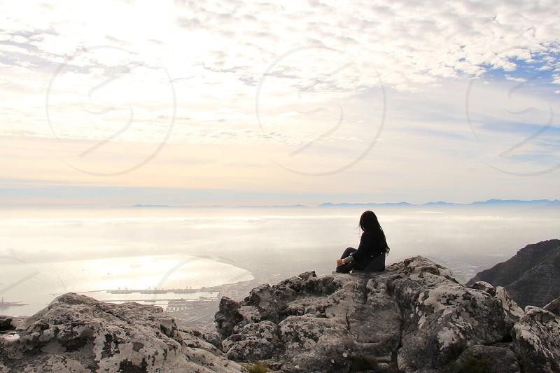 Cape Town Table Mountain photo
