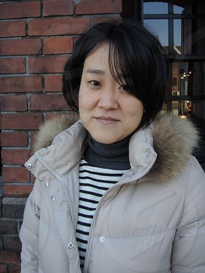 portrait in Yokohama(Japanese) photo