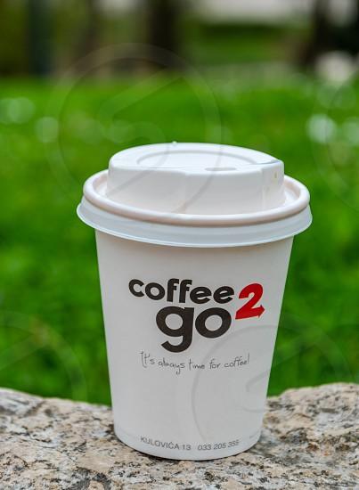 Coffee Cups Around the World - Sarajevo Bosnia and Herzegovina photo