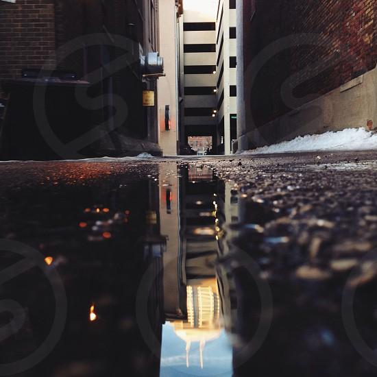 puddle photo