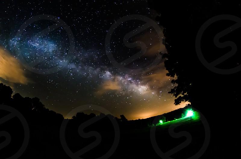 Delta country night  photo