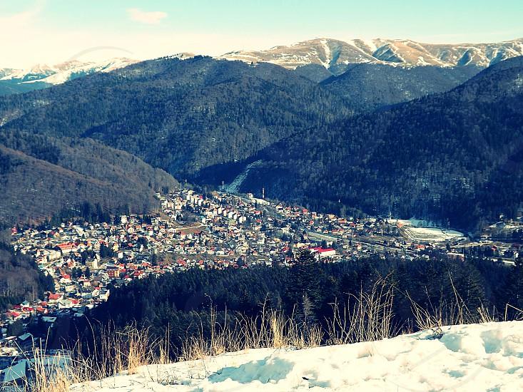Prahova Valley photo