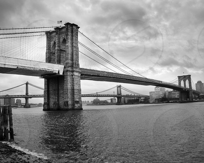 New York Bridge photo