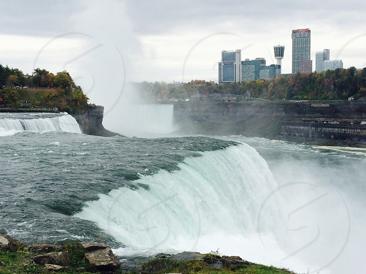 Niagara Falls Waterfall photo