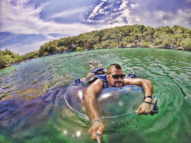 Swim water vacation free joy photo