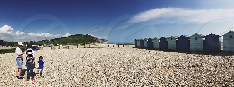 Beach sun  photo