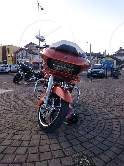 Excellent bike photo