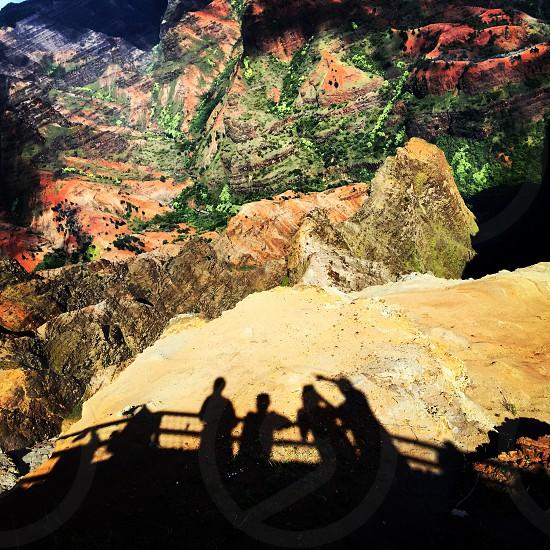 Waimea Canyon Kauai photo