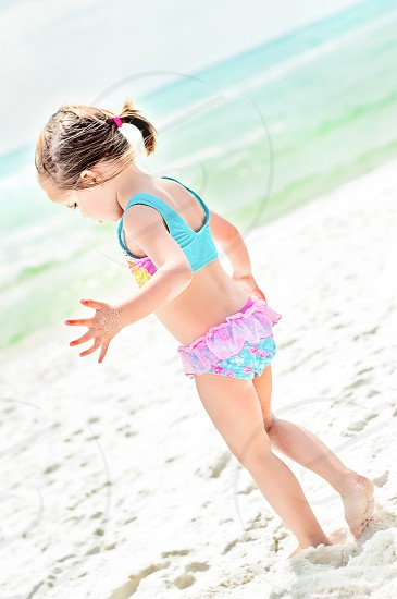 Beach & Activities | Been building a sandcastle.  Sand everywhere! photo