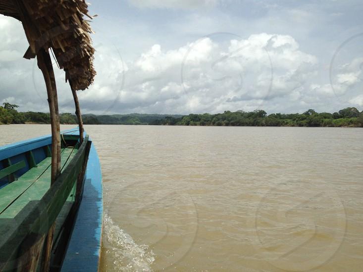 Chiapas México Boat Sea photo