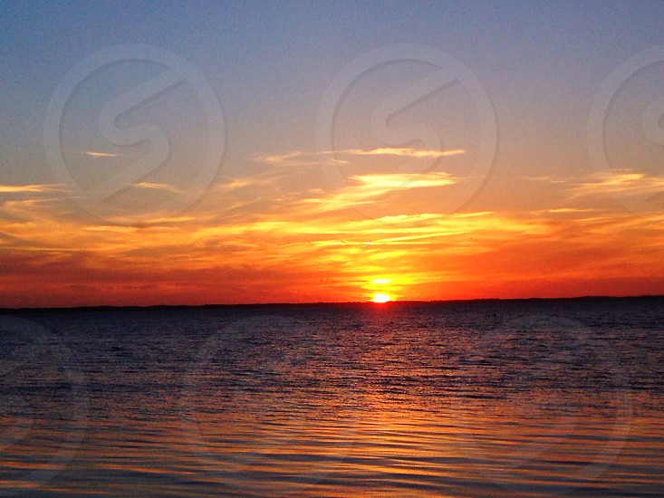 Obx sunset photo