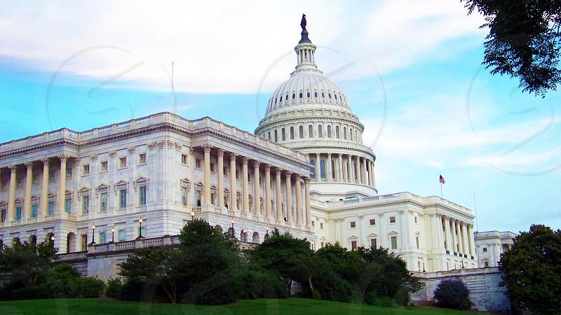 United States Capitol Building in Washington DC photo