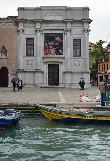 Gallerie dell'Accademia - Venice Italy photo