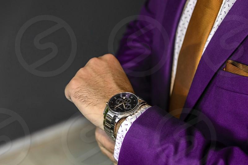 Suit it up photo