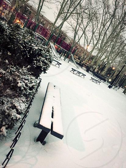 Playground NYC 2015. Blizzard Ready! photo