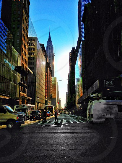 Streets of New York  photo