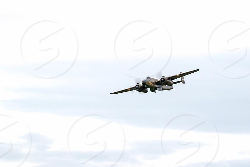 North American TB-25N Mitchell - Royal Netherlands AF Historic Flight photo