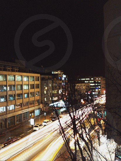 city buildings photo