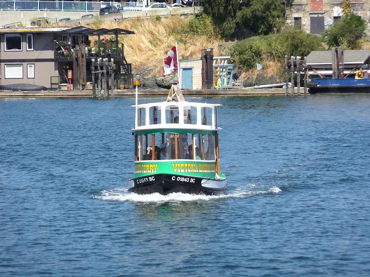 Victoria Waterway Ferry photo