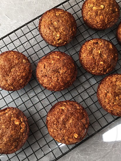 Oatmeal Muffins  photo