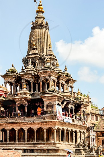 Durbar Square Kathmandu Nepal Asia photo