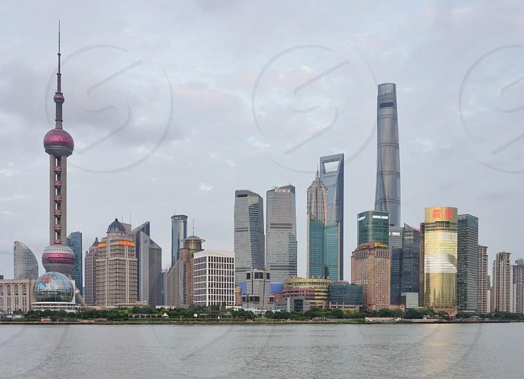 Shanghai Tower - Shanghai China photo