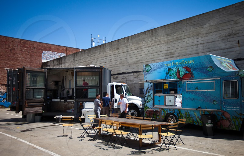 food trucks photo