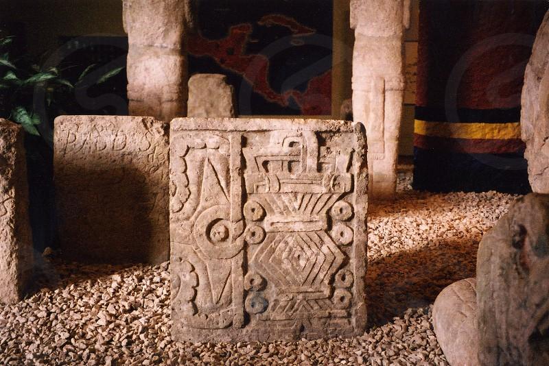 Chicenitza Relic Antique Mexican Ruins Ruinas photo