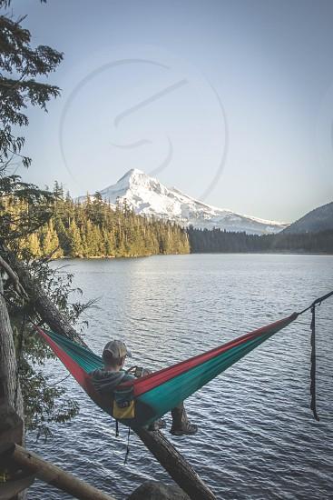 Lost lake Oregon  photo