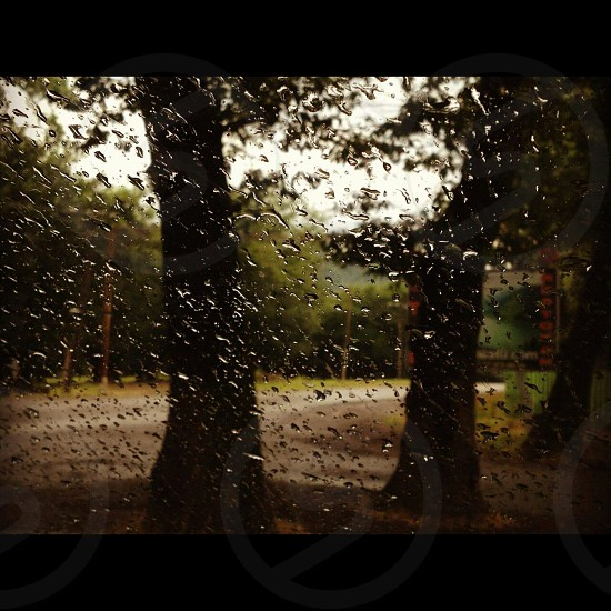 #rain #mirror #rainy photo