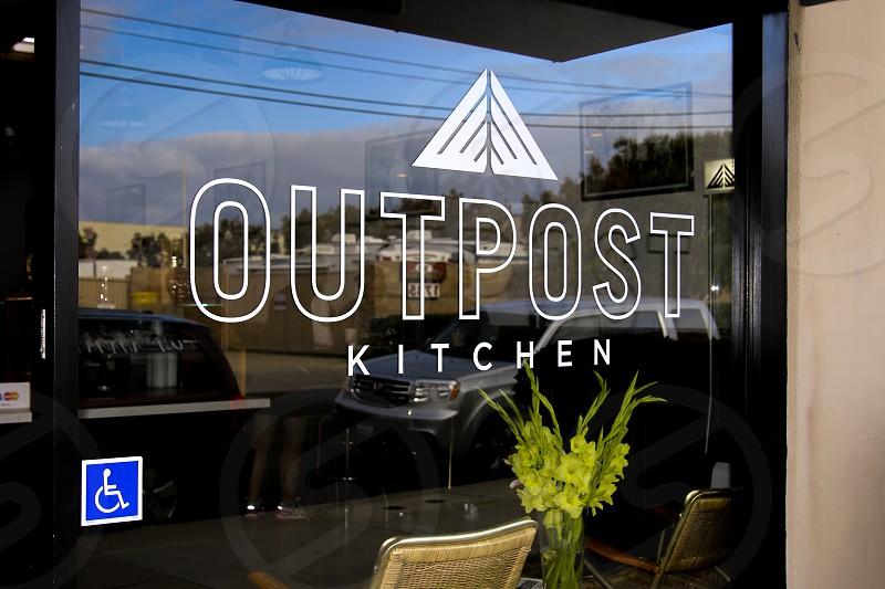 Outpost Kitchen exterior photo